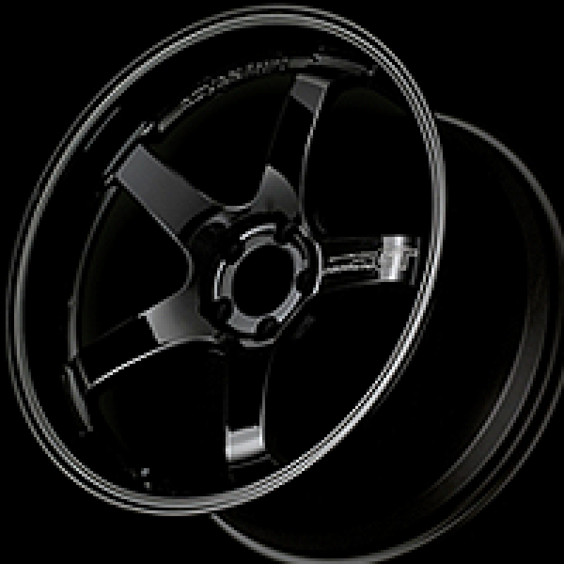Advan GT Premium Version 20x11.0 +15 5-114.3 Racing Gloss Black Wheel