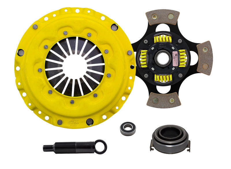 ACT 1999 Acura Integra Sport/Race Sprung 4 Pad Clutch Kit