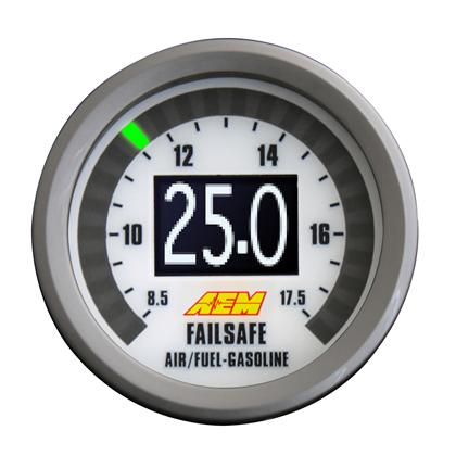AEM Electronics UEGO Failsafe Wideband AFR/Boost Gauge - Universal