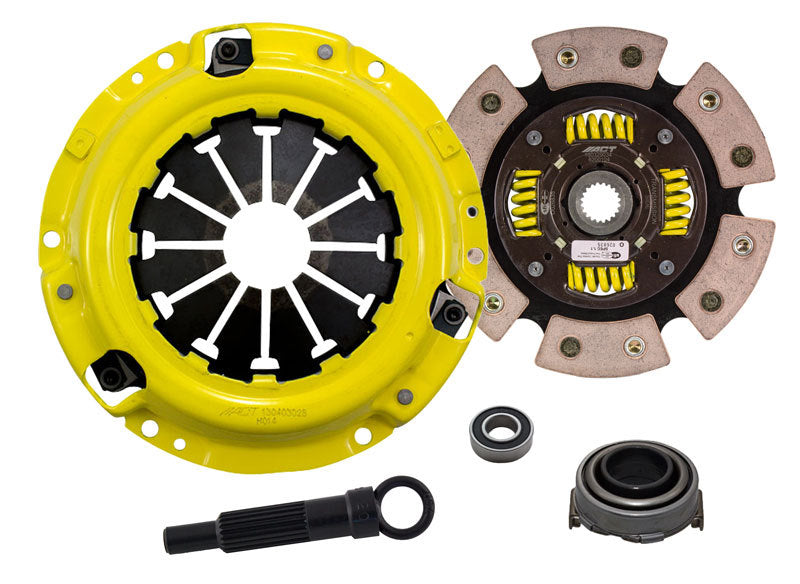 ACT 1996 Honda Civic del Sol HD/Race Sprung 6 Pad Clutch Kit