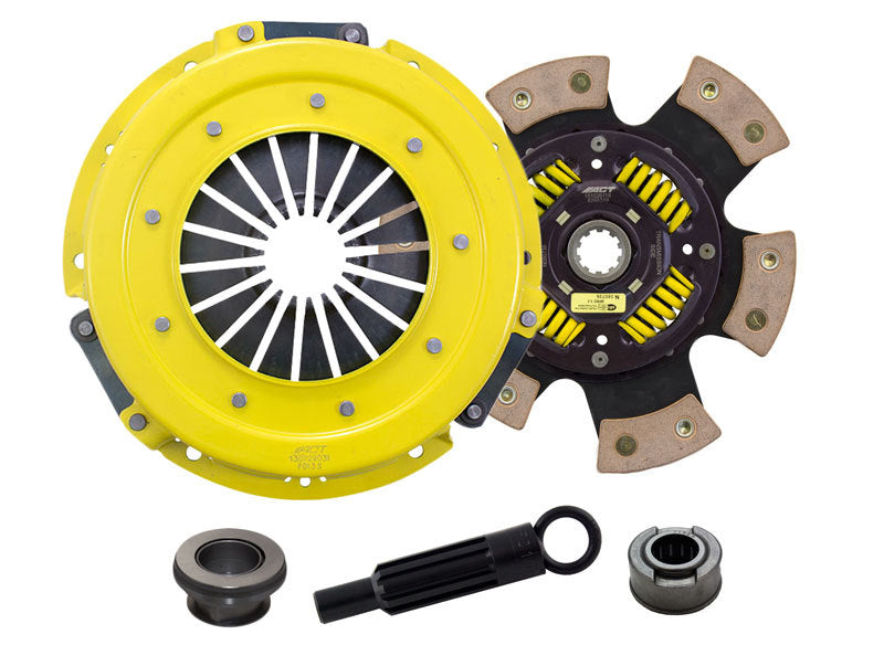 ACT 2001 Ford Mustang Sport/Race Sprung 6 Pad Clutch Kit