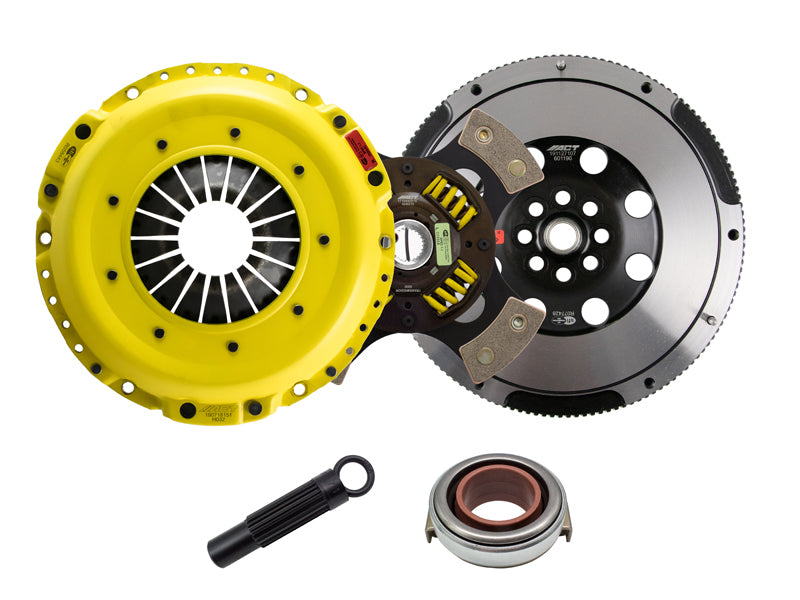 ACT 17-19 Honda Civic Si HD/Race Sprung 4 Pad Clutch Kit