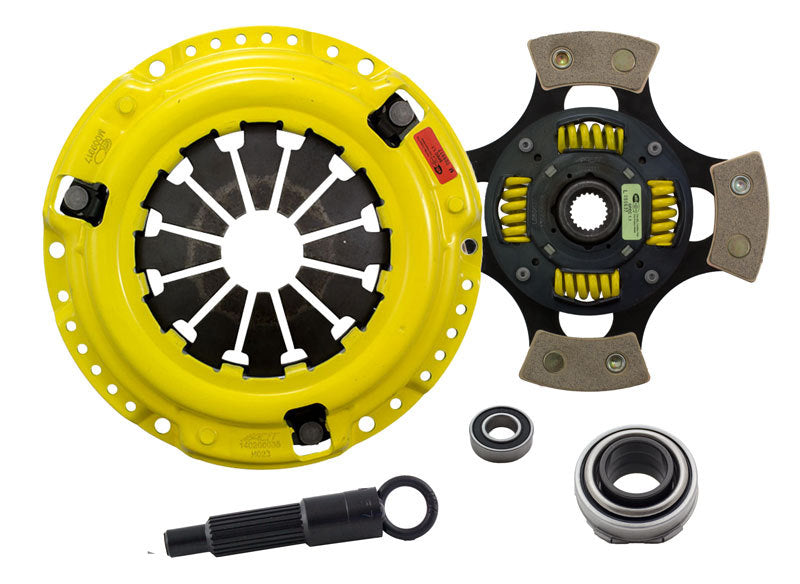 ACT 1988 Honda Civic HD/Race Sprung 4 Pad Clutch Kit
