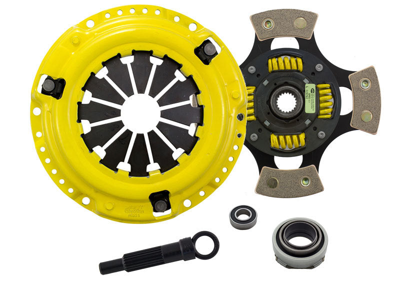 ACT 1990 Honda Civic Sport/Race Sprung 4 Pad Clutch Kit