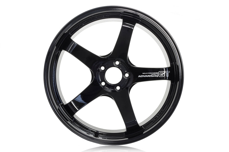 Advan GT Premium Version 21x10.5 +24 5-114.3 Racing Gloss Black Wheel
