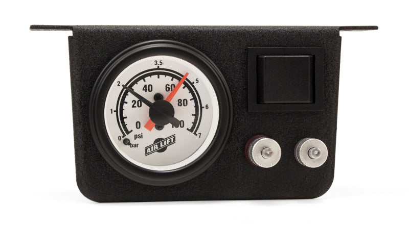 Air Lift Load Controller I - Cab Control - Dual Gauge