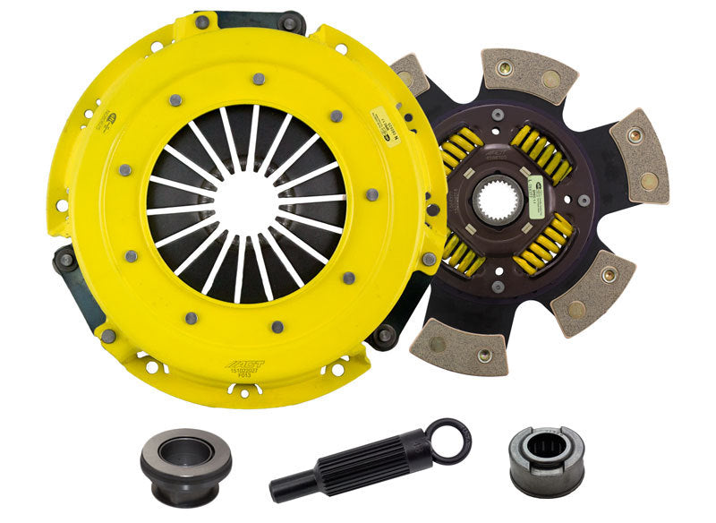ACT 2001 Ford Mustang HD/Race Sprung 6 Pad Clutch Kit