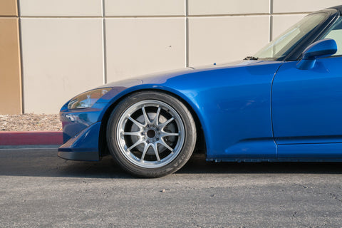 Vaikhari Steel Wide Fenders S2000 00-09