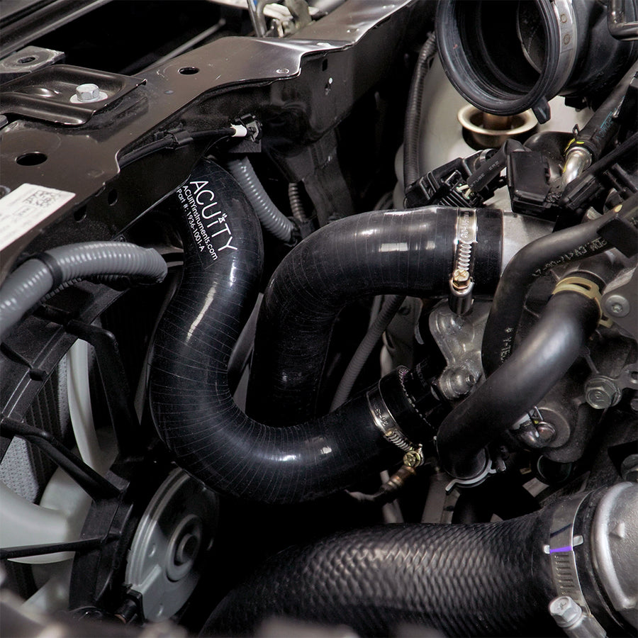 ACUITY SILICONE RADIATOR HOSE - 17+ CIVIC TYPE R