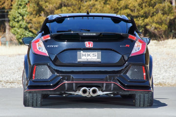 HKS Hi-Power Muffler SPEC-L Civic Type R FK8