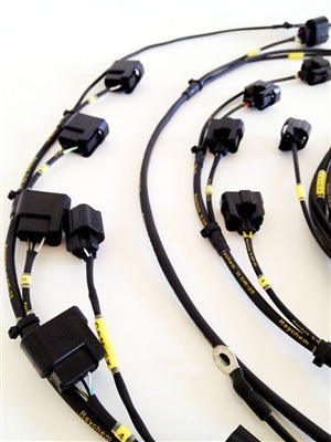 Rywire Honda S2000 AP1/AP2 (Early) Mil-Spec Engine Harness w/OEM Coils/Injectors/ECU Plugs