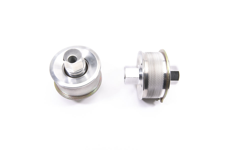 SPL Adjustable Front Caster Rod Monoball Bushings Toyota Supra A90/BMW Z4 G29