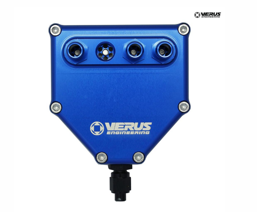 Verus Engineering Dual Air Oil Separator