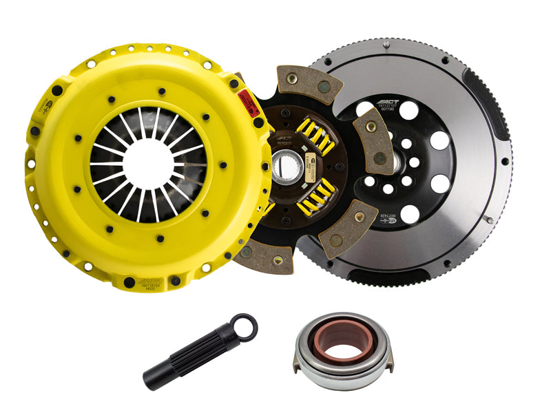 ACT 17-19 Honda Civic Si HD/Race Sprung 6 Pad Clutch Kit