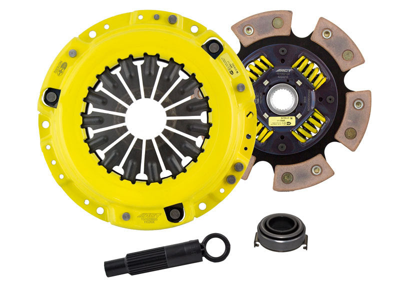 ACT 1997 Acura CL XT/Race Sprung 6 Pad Clutch Kit