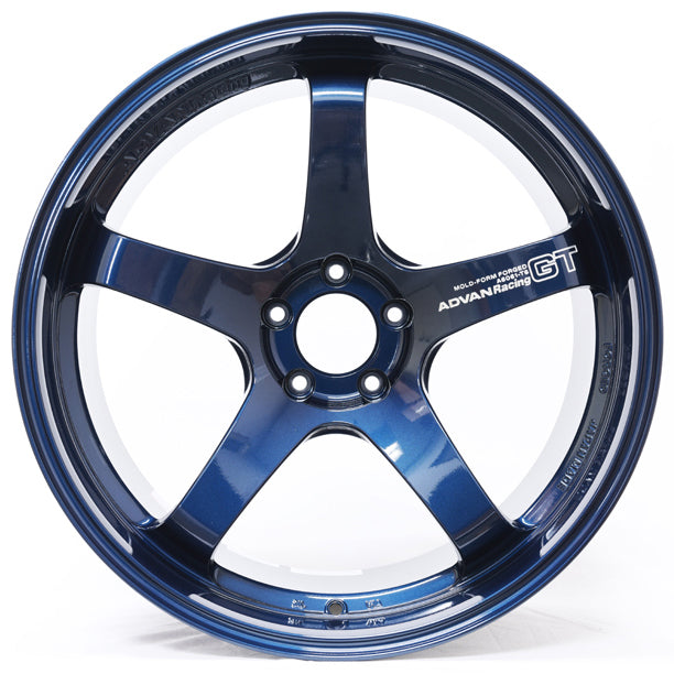 Advan GT Premium Wheels - (Set of Four) - 19x9.5 +22 Front / 19x10.5 +32 Rear 5x112