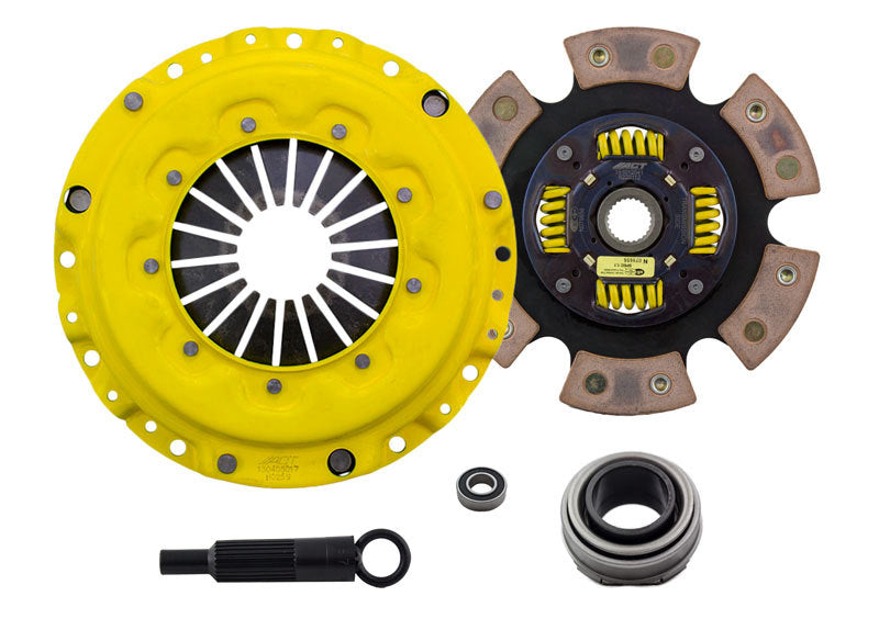 ACT 1990 Acura Integra Sport/Race Sprung 6 Pad Clutch Kit