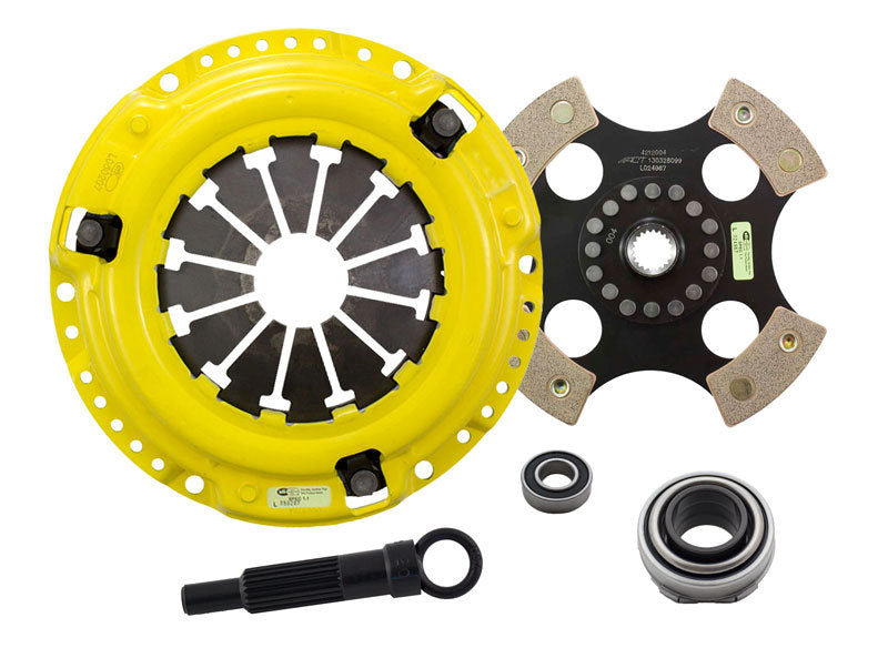 ACT 1990 Honda Civic MaXX/Race Rigid 4 Pad Clutch Kit