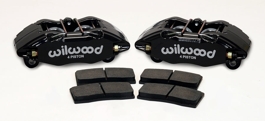 WILWOOD DIRECT BOLT-ON DPHA FORGED FRONT CALIPERS - HONDA / ACURA 86-03