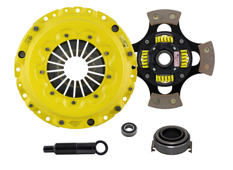ACT 1999 Acura Integra HD/Race Sprung 4 Pad Clutch Kit