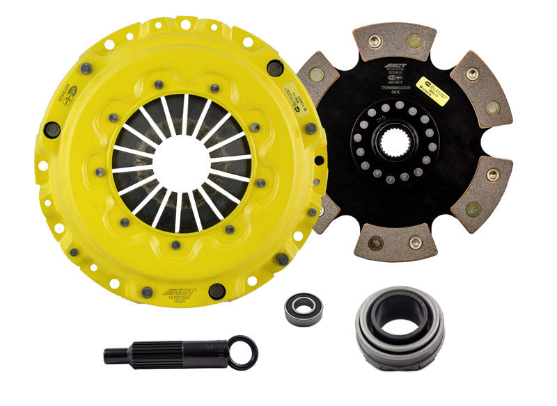 ACT 1992 Acura Integra HD/Race Rigid 6 Pad Clutch Kit
