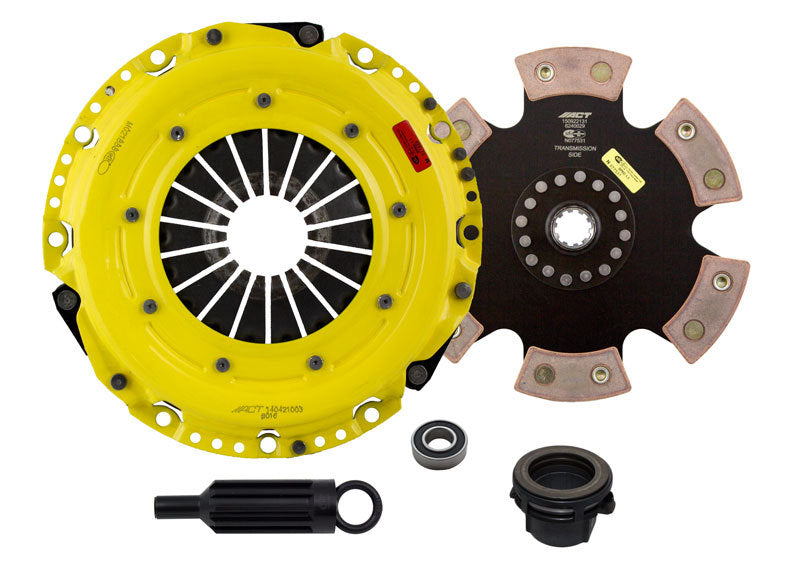 ACT 2001 BMW M3 HD/Race Rigid 6 Pad Clutch Kit