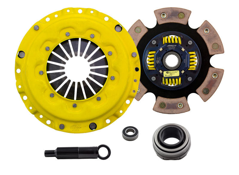 ACT 1992 Acura Integra Sport/Race Sprung 6 Pad Clutch Kit