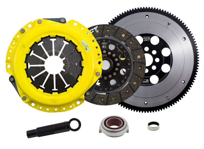 ACT 2012 Honda Civic HD/Perf Street Rigid Clutch Kit