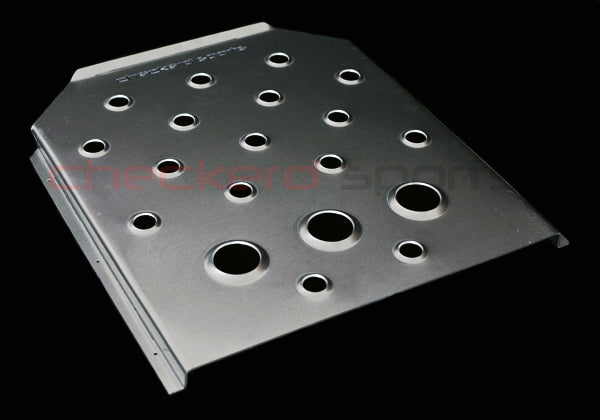 CheckerD Sport Driver Race Floor Plate