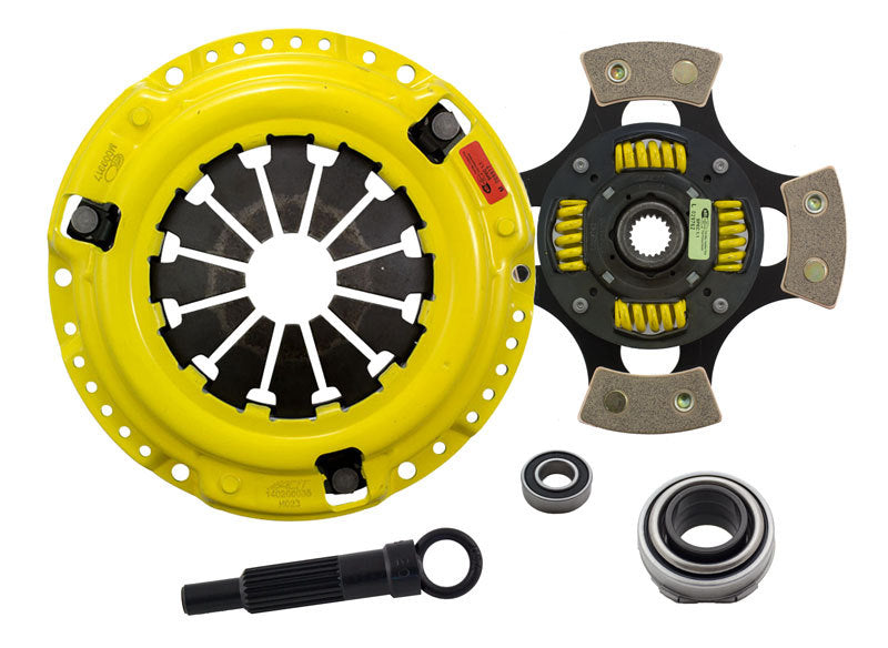 ACT 1990 Honda Civic HD/Race Sprung 4 Pad Clutch Kit