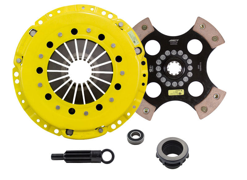 ACT 1998 BMW Z3 HD/Race Rigid 4 Pad Clutch Kit