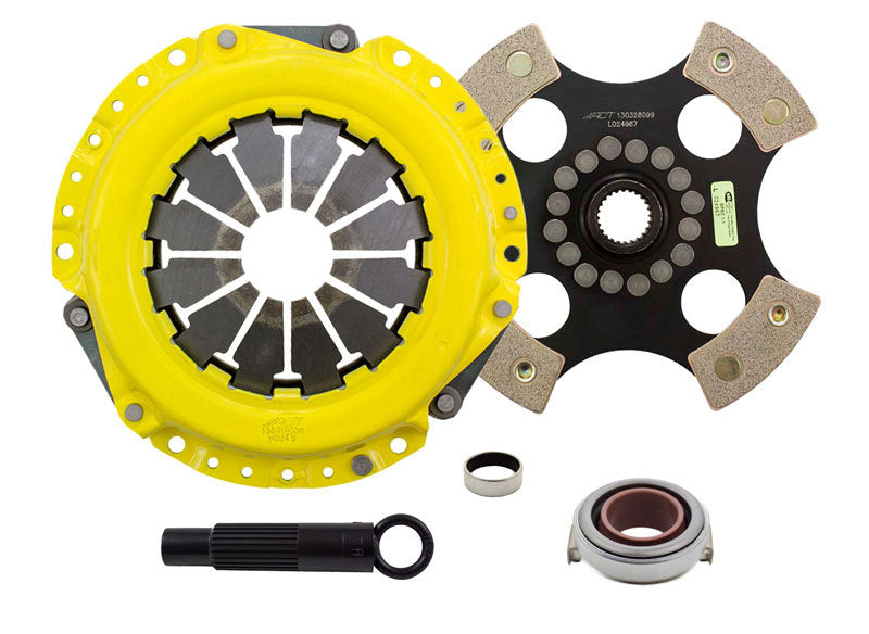 ACT 2002 Acura RSX Sport/Race Rigid 4 Pad Clutch Kit