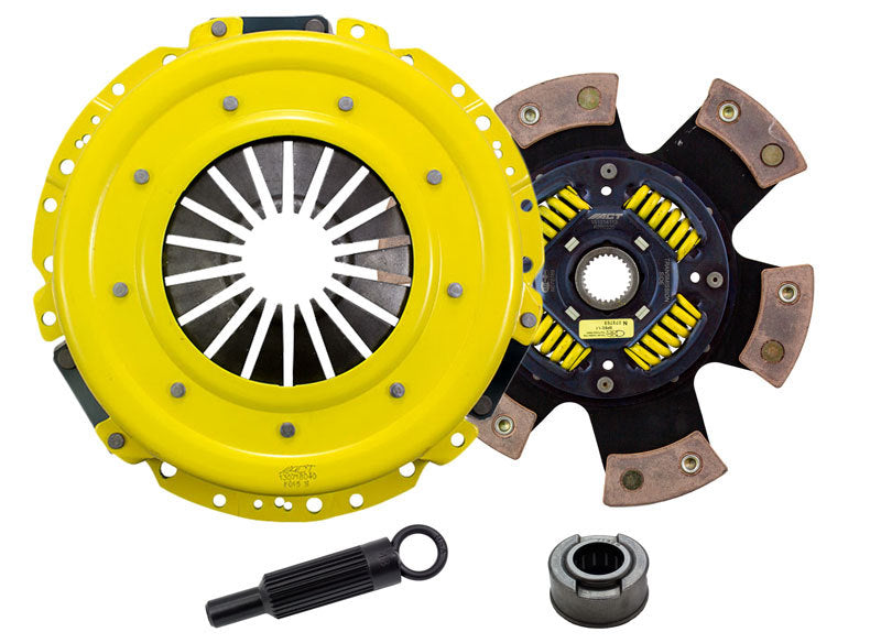 ACT 2007 Ford Mustang Sport/Race Sprung 6 Pad Clutch Kit