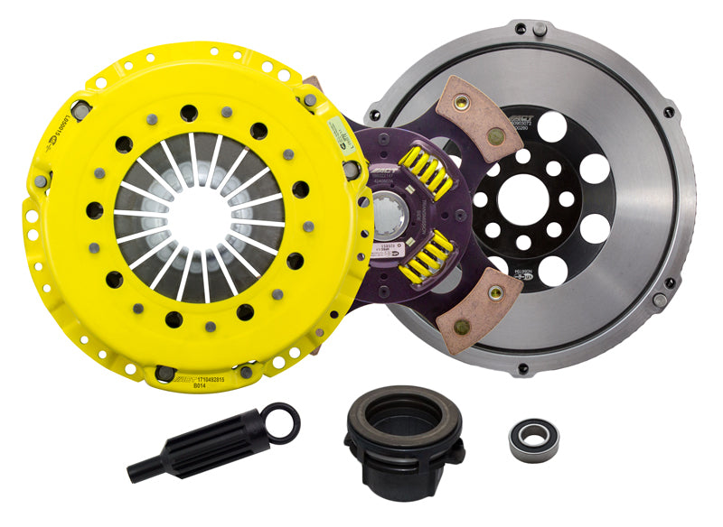 ACT 2001 BMW M3 HD/Race Sprung 4 Pad Clutch Kit