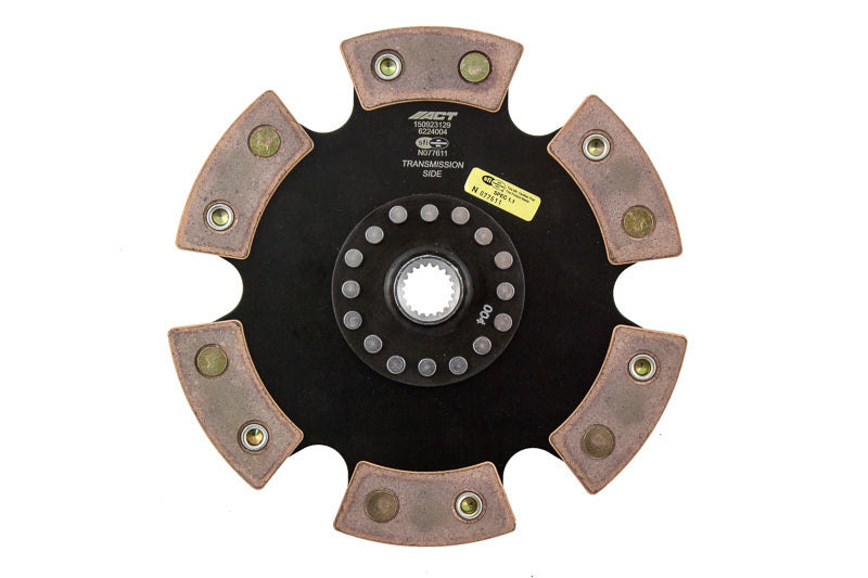 ACT 1995 Eagle Talon 6 Pad Rigid Race Disc
