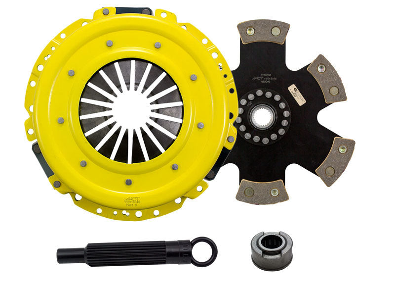 ACT 2011 Ford Mustang Sport/Race Rigid 6 Pad Clutch Kit