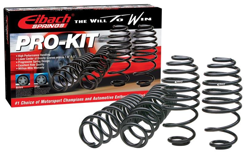 Eibach Pro-Kit for 14 Toyota Corolla 1.8L inc. LE, XLE and S