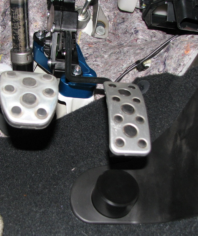 Verus Throttle Pedal Spacer -  BRZ/FRS/GT86
