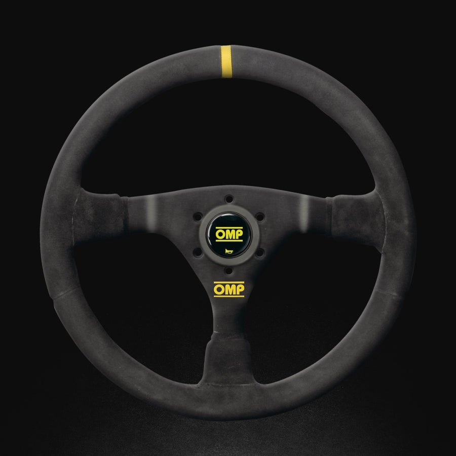 OMP WRC Steering Wheel 350mm - Suede