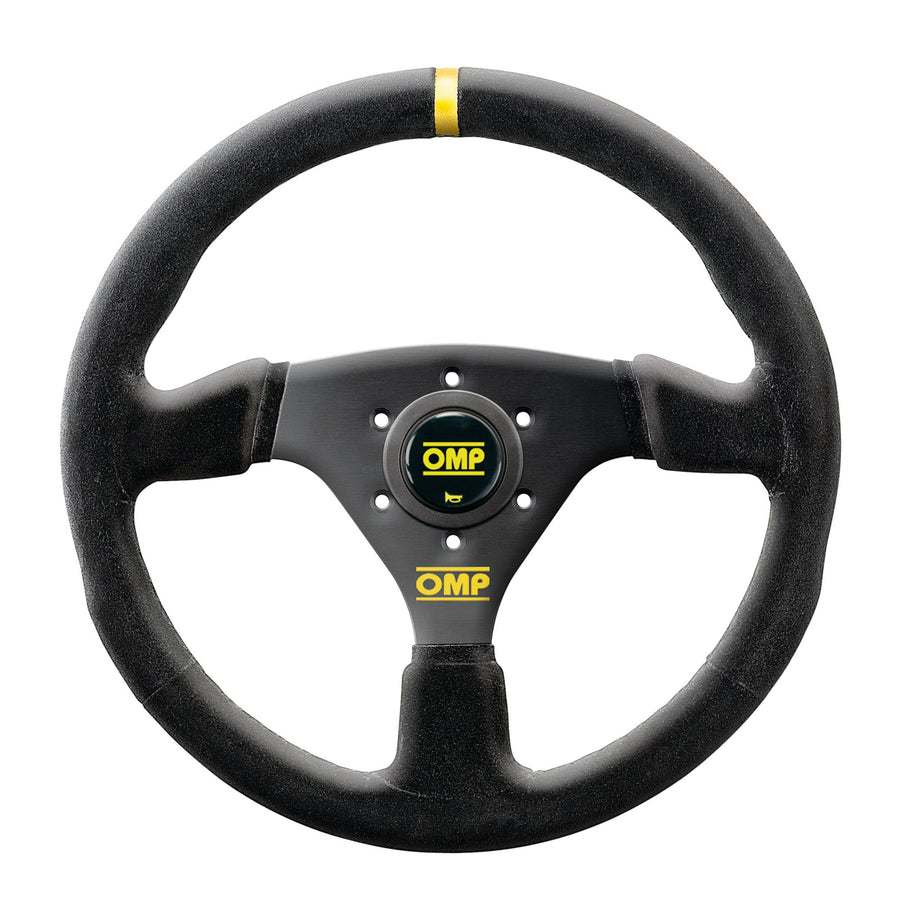OMP Targa Steering Wheel 330mm - Suede