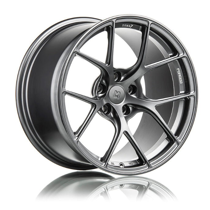 Titan 7 T-S5 Wheels (Set of Four for Supra A90) - 19x9.5 +35 Front / 19x11 +40 Rear 5x112