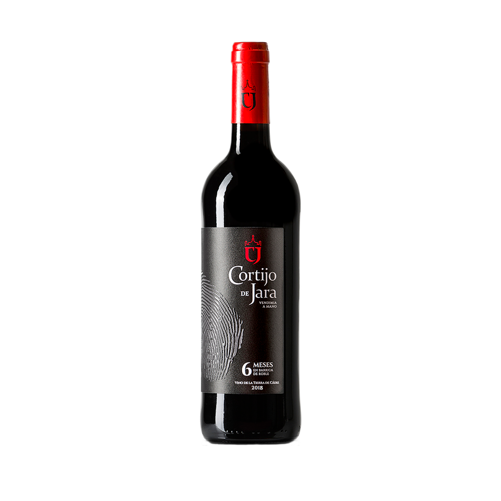 Red Roble 2018 Cortijo de Jara