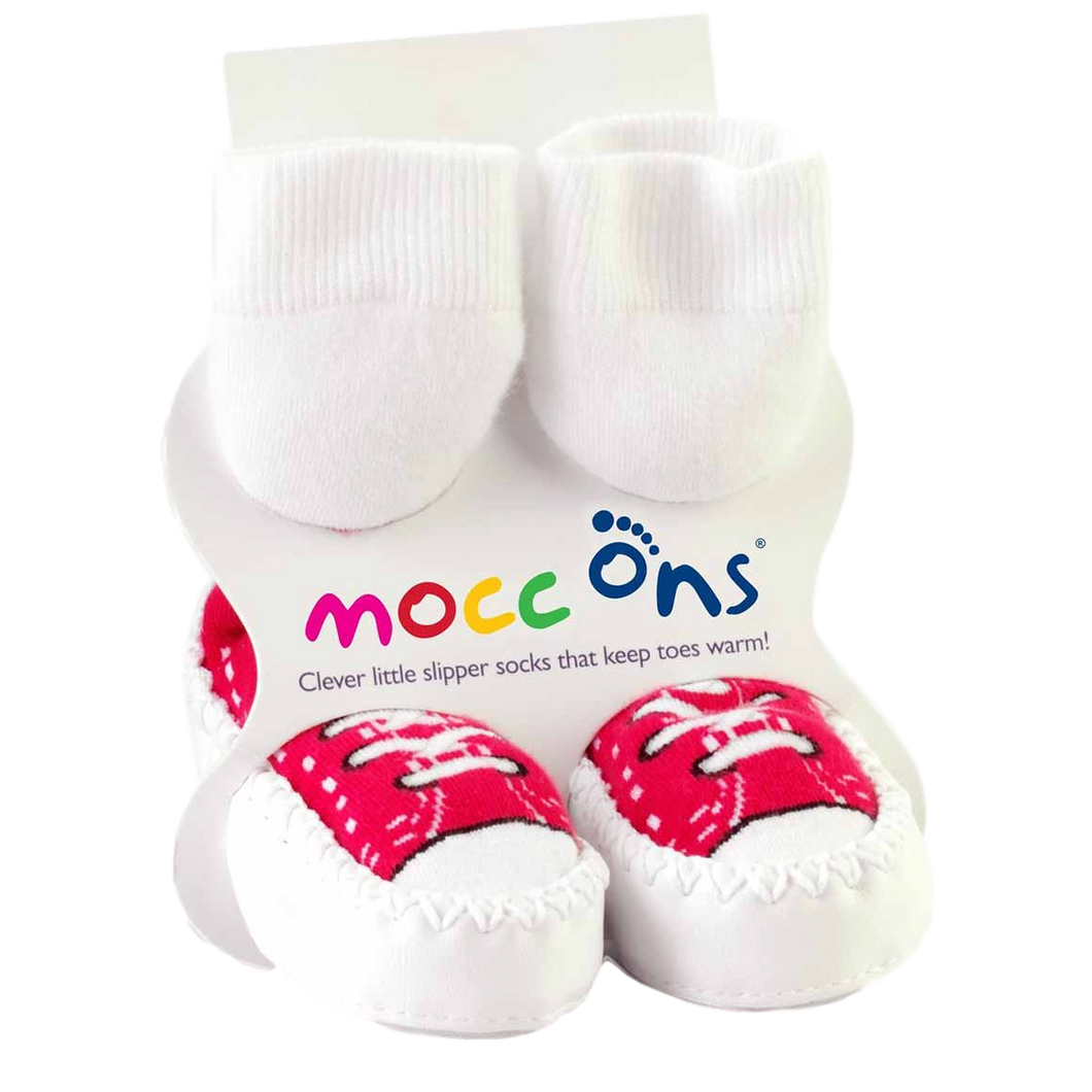 Mocc Ons® Red Sneaker
