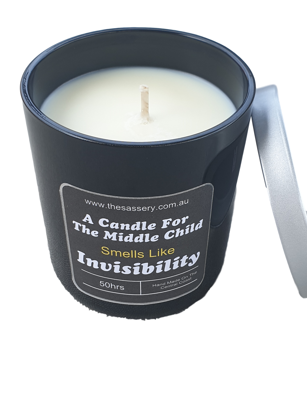 Candle - Middle Child Invisibility