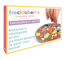 Load image into Gallery viewer, Chocolate DIY Art Kit