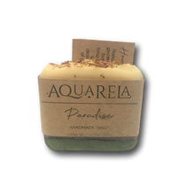 Load image into Gallery viewer, Handmade Natural Soap - Paradise by AquaRela