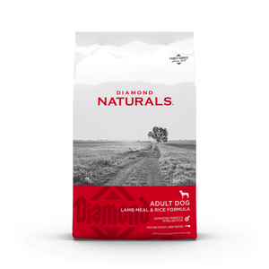 Diamond Naturals Adult Dog Lamb Meal & Rice Formula