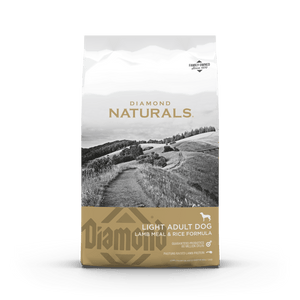Diamond Naturals Light Adult Dog Lamb Meal & Rice Formula