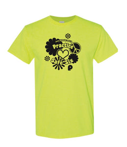 "Safety Green ""Safe Six"" T-Shirt"