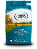NutriSource Adult Chicken & Rice Recipe